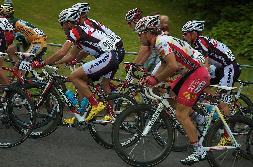 Philadelphia Bike Race 2010