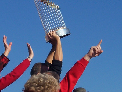 Phillies World Series Victory Parade!!! - Oct. 31, 2008