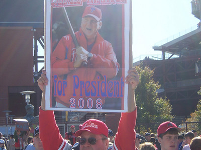 Charlie Manuel for President.  Where do I vote?