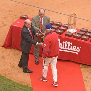 World Series Ring Ceremony