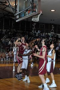 Phillipsburg, NJ, 01/09/2008: Phillipsburg High School -v- Hillsborough High School - Varsity Boys Basketball