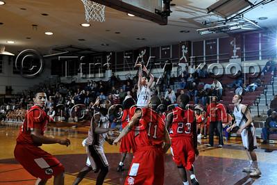 Phillipsburg -vs- Newark East Side High School, Boys Varsity Basketball at Phillipsburg