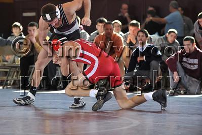 140 lbs: Oliver Brukardt, Phillipsburg (NJ) def. Anthony Dawson, Paulsboro (NJ), Major Decision, 10-0