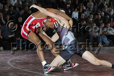 135 lbs: Bob Moyer, Phillipsburg (NJ) def. Eric McMullen, Paulsboro (NJ), Major Decision, 11-3