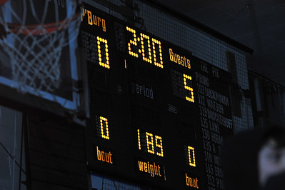 189 lbs: Jon Conroy, South Plainfield (NJ) def. Jared Crouse, Phillipsburg (NJ), Decision, 8-2