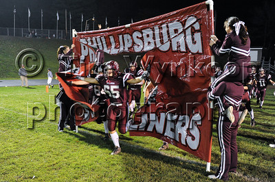 Phillipsburg High School -vs- Mendham High School, NJSIAA North 2 Group 3 Playoff Game. Phillipsburg 14, Mendham 0. Tim Wynkoop Photo