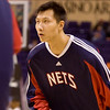 Yi Jianlian for China Foto Press