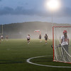 The fog rolled in just at the close of the D1 North Final in North Andover.
