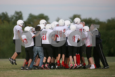 Pike Football - 8th grade