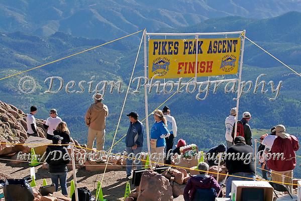 Pikes Peak Ascent, Half Marathon, Pikes Peak, Manitou Springs, Colorado