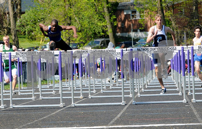 Pikesville Invitational Track Meet