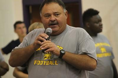 Head Coach Jerry Hatcher