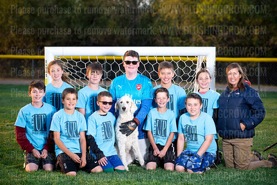 Pinedale Fall Soccer 2018