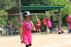 Youth softball, pink panther team softball asheville