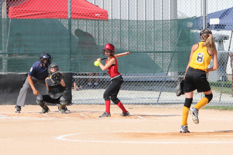Eastbrook vs Pioneer, Town & Country State Tourney 7/18/2013