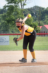 Pioneer vs Oak Hill, Game 3 Town & Country District II Championship 7/14