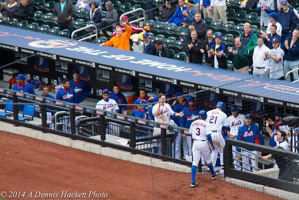 Pirates vs Mets, May 28, 2014