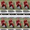 Javier Sports Ticket Soccer 8x10