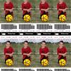 Kris Sports Ticket Soccer 8x10