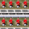 Ethan Sports Ticket Soccer 8x10