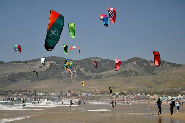 Pismo Beach KiteXPO 2014