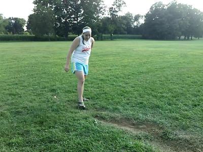 Pitching Motion - Meagan