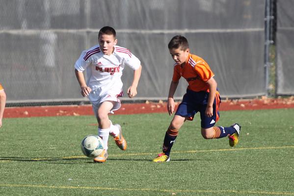 FC Elk Grove Org vs Placer Utd White