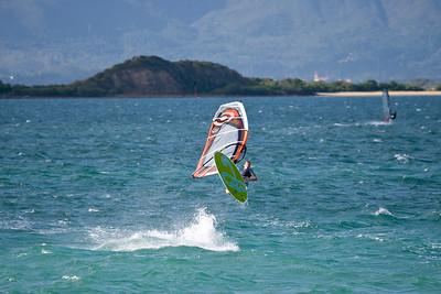 Freestyle de planche à volie