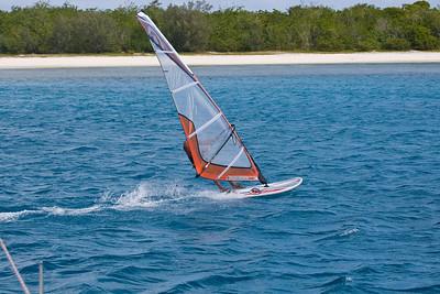 Week-end en catamaran dans les ilots du sud avec Franck, Pauline, Caro, Yassine et Vanessa