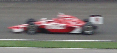 Scott Dixon - first attempt