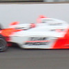Hélio Castroneves - second attempt, winning the pole