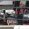 Marco Andretti - in line for second attempt