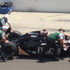 Ed Carpenter's car