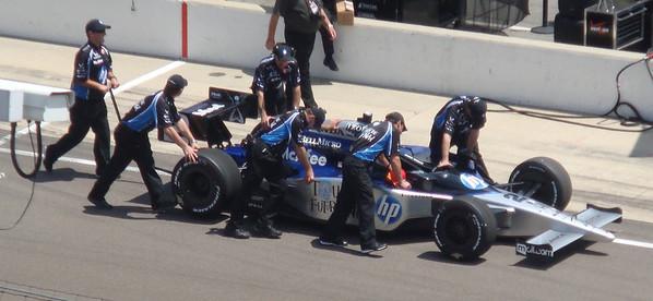 Raphael Matos's car