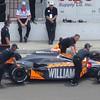 Sebastian Saavedra's car