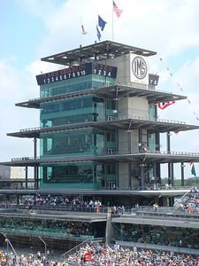 Pagoda at the Indianapolis Motor Speedway