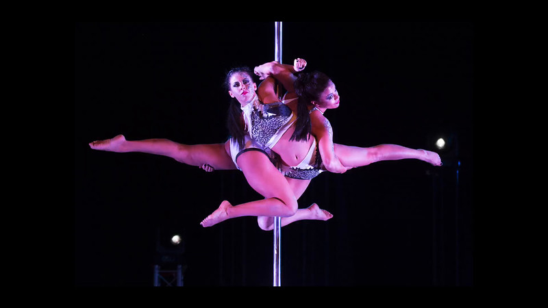 Jade Bensilum & Alana White - Second place