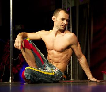 Evengy Greshilov- Russia (1st place)
