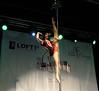 Natalia Tatarintseva (1st place), Word Pole Sport & Fitness 2012.