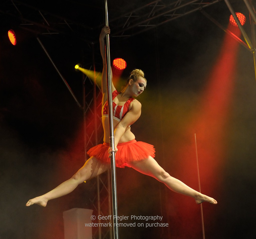 Bendy Kate, Word Pole Sport & Fitness 2012, finalist.