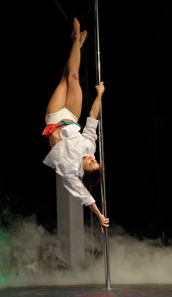 Alessandra Marchetti, Word Pole Sport & Fitness 2012, finalist.