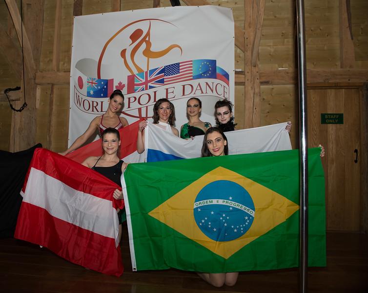 Prelims Group B<br /> <br /> Ekaterina Guseva RUSSIA<br /> Mona ArbingerAUSTRIA<br /> Oksana Saveler RUSSIA<br /> Margit Deak HUNGARY<br /> Anna Dobrikova RUSSIA<br /> Alessandra Rancan BRAZIL