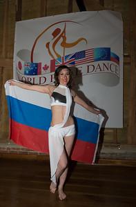 Anna Dobrikova RUSSIA