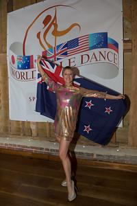 Chanti Porter NEW ZEALAND