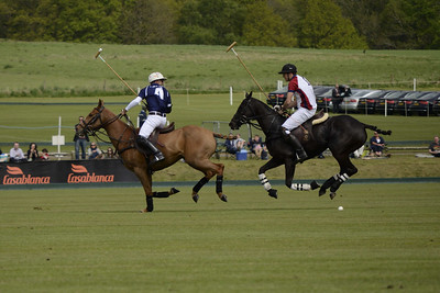 Polo England vs Argentina