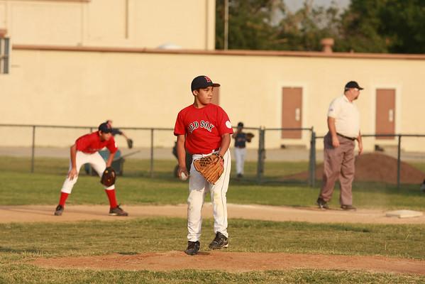 Red Sox vs A's (Bronco Div) 2