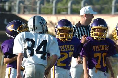 Gold Vs. Morgan Hill Raiders - 1 on  9-12-2004