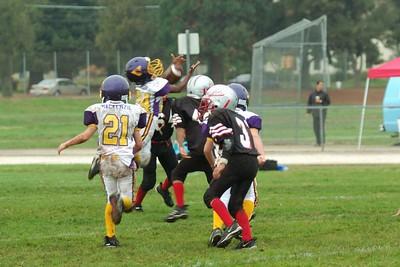Vikings Gold Vs. Sunnyvale Jets 10-23-2004