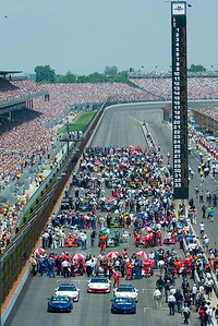Bob Heathcote's Indy 500 images © 2006