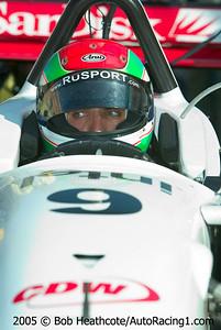 Justin Wilson, 2005 San Jose Grand Prix
